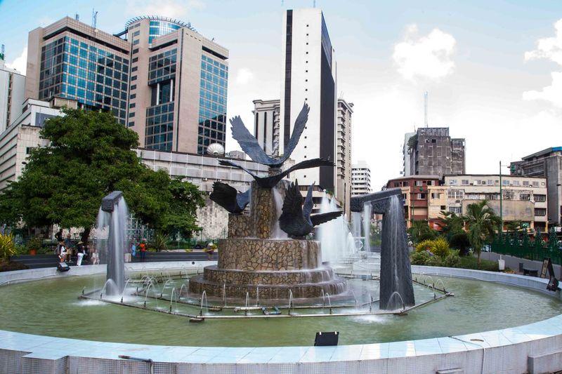 Tinubu Square Lagos, Nigeria Architecture Lagos Nigeria Nigeria Tinubu Square