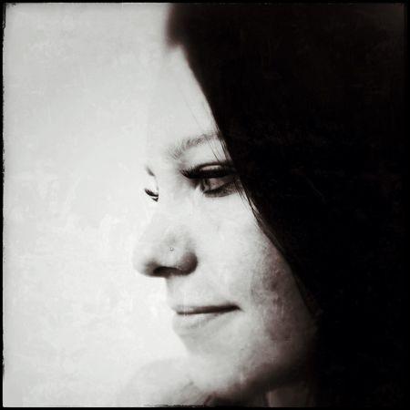 """Side Ways I"". Monochrome Shootermag WeAreJuxt.com AMPt_community Blackandwhite Black & White NEM Black&white Bw_collection B&W Portrait The Portraitist - 2015 EyeEm Awards Monochrome Photography"