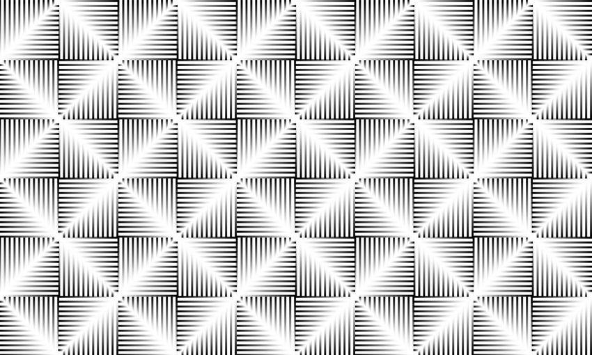 Full frame shot of white metal grate