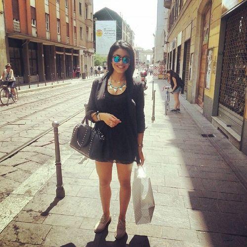 Milan Italy Arabgirl Arab