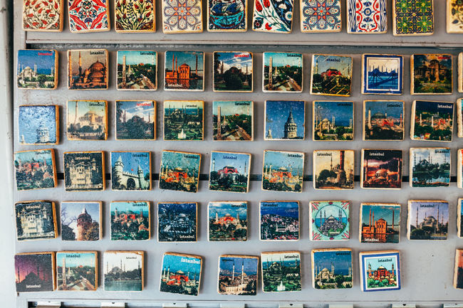Bazaar Turkey Close Up Day Handicraft Memory No People Souvenirs Tourism Destination