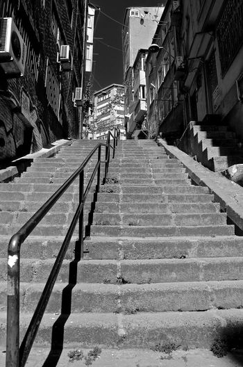 Architecture Building Istanbul Istanbul Turkey Old Buildings Old Town Railing Ruined Staircase Stairs Steps Steps And Staircases The Way Forward