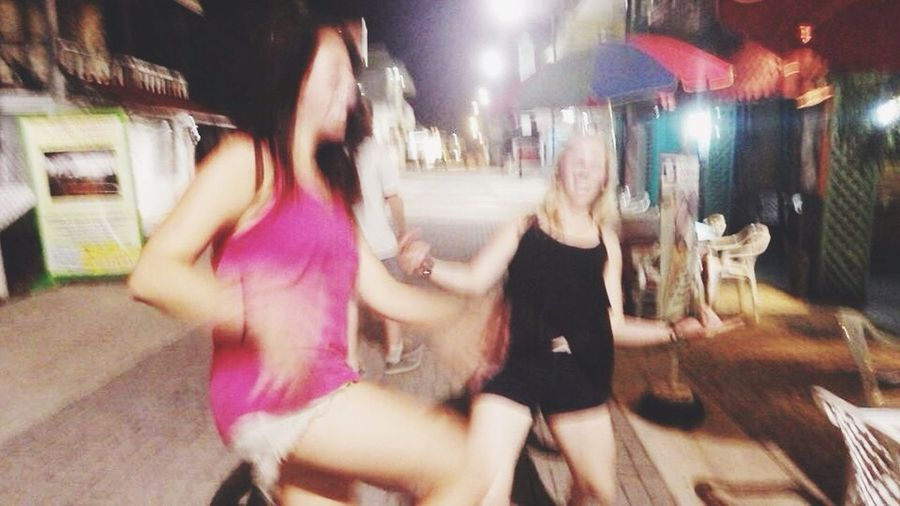 Last night was a blur! Party Time! SanIgnacio Belize