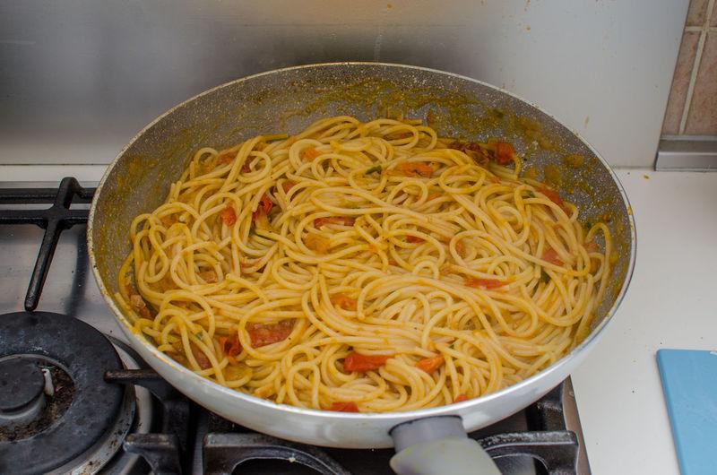 Spaghetti ai