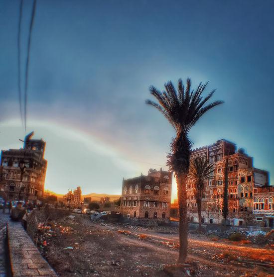 EyeEm Selects Sky Night Sunset Outdoors No People City Illuminated Cityscape