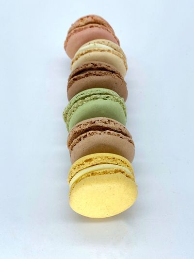 Macaroons Macaroon Macaroons Lover Macaroons Lover EyeEm Selects Food And Drink Food Sweet Food Macaroon Freshness Dessert Indulgence Sweet Ready-to-eat Temptation No People Indoors  Still Life Close-up Table Unhealthy Eating Stack Studio Shot Baked Multi Colored