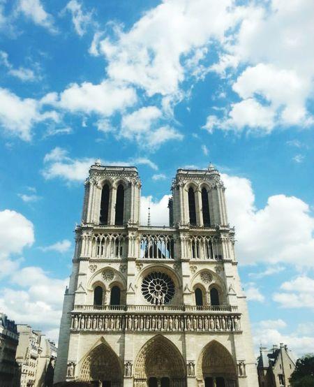 Notre Dame, you made me cry like no one ever made me before. Notre Dame De Paris