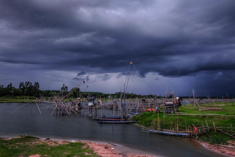 Boats Cloud -
