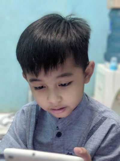 Child EyeEm Selects Childhood Water Headshot Portrait Boys Close-up First Eyeem Photo
