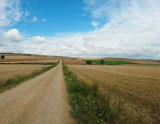 Santiago De Compostela Eye4photography  Way Path