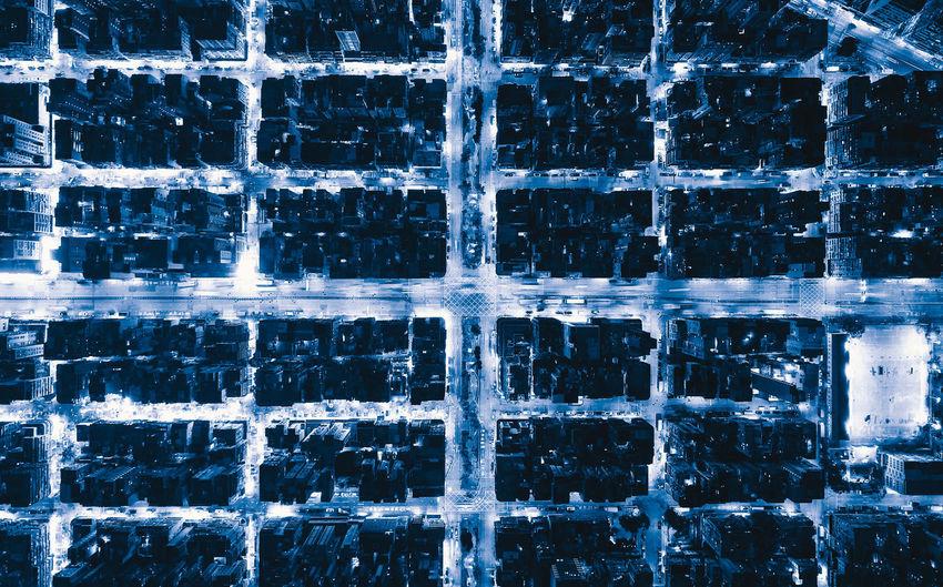 Full frame shot of ice in swimming pool