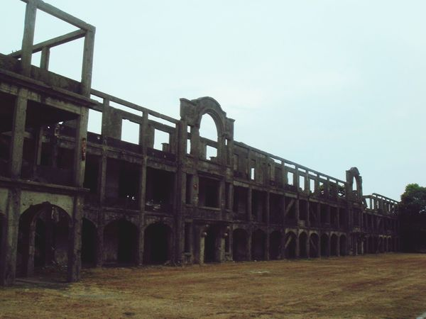 Abandoned Buildings In Corregidor Leonie Filter Eyeem Philippines Taking Photos