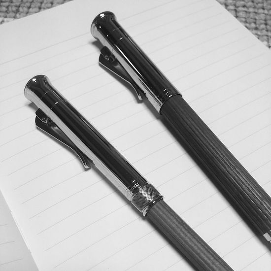 For me Grafvonfabercastell Pencil Everydaycarry Fountainpen Stationary www.fb.com/kim.yujupapa