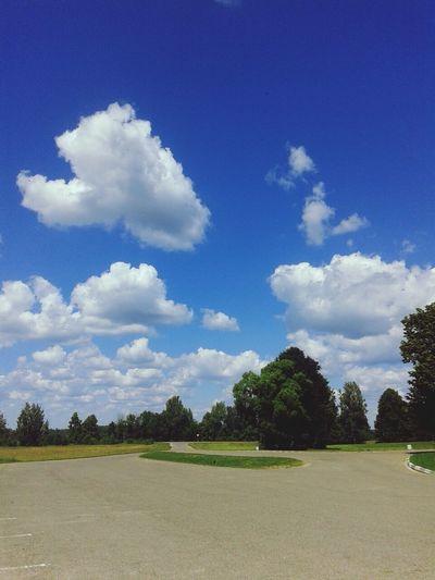 Relaxing Nature Sky