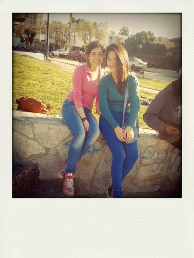 Con la Dani ♥