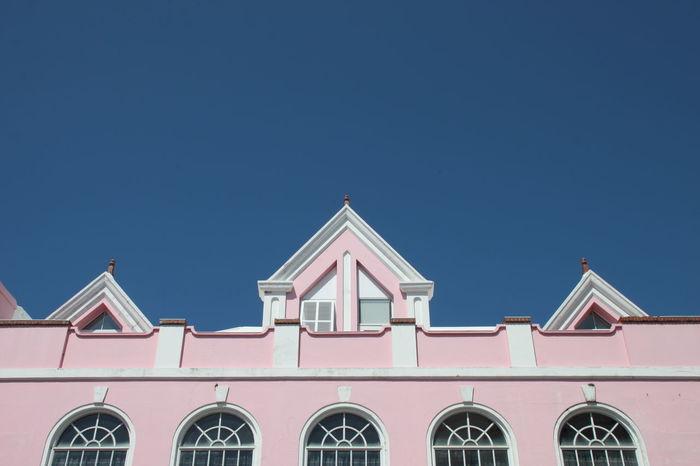 BERMUDAS unique Architecture Architecture Bermuda
