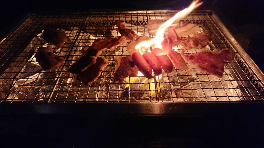 Flame Meat