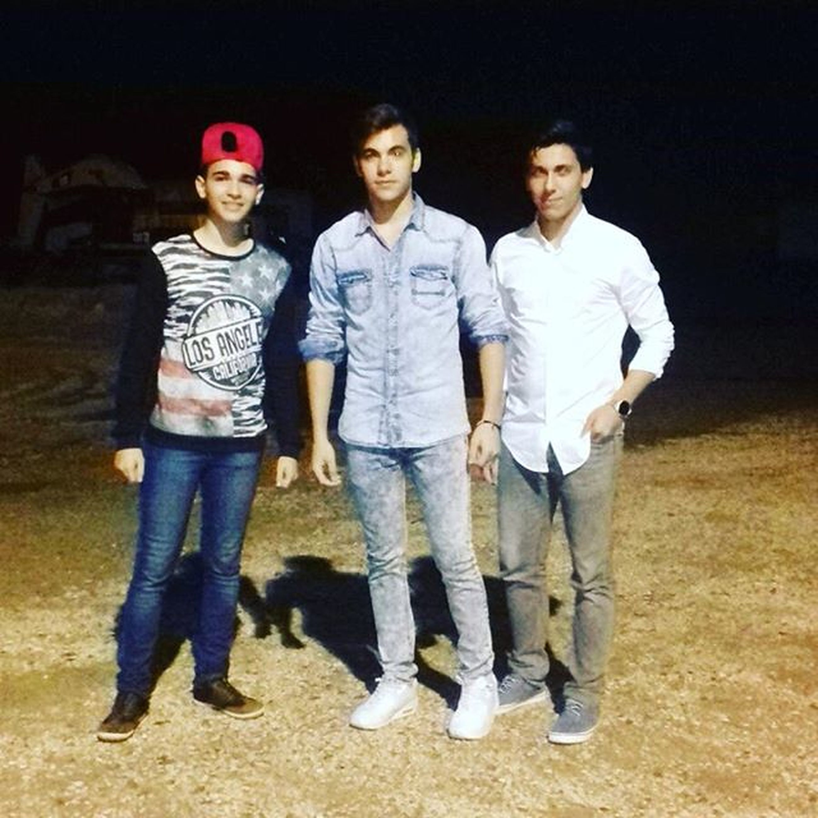 casual clothing, togetherness, lifestyles, full length, standing, leisure activity, bonding, childhood, person, front view, boys, love, elementary age, girls, looking at camera, portrait, friendship