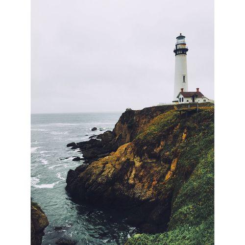 Lighthouse Trip Memorial Day Seaside Rock