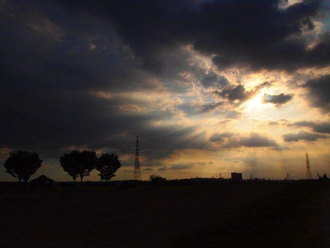 Taking Photos 夕空 Sky Photography