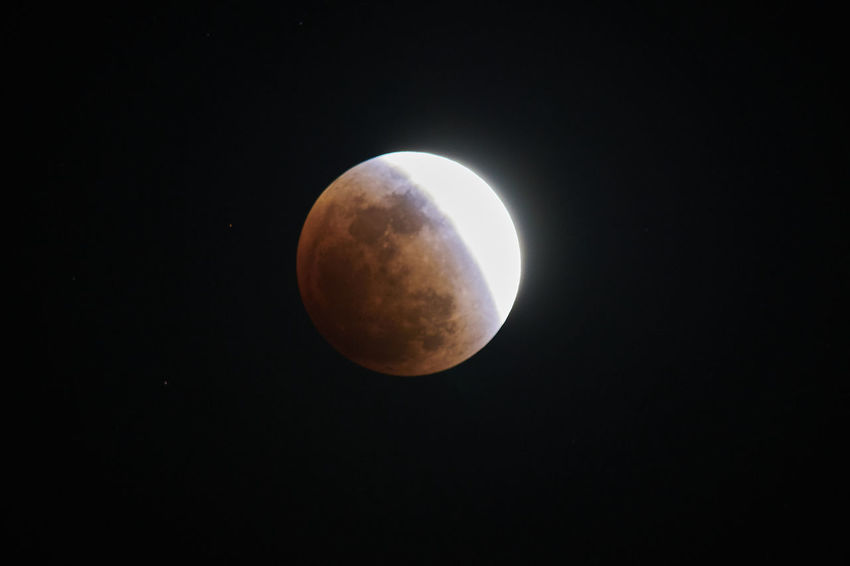 Lunar Eclipse Moon Shots Astronomy Beauty In Nature Blood Moon Moon Moon Surface Moon_collection Moonlight Moonphotography Moonshine Nature Night No People Outdoors Scenics Sky