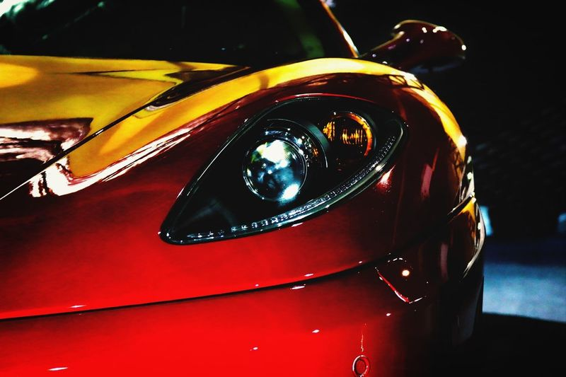 Mission Mystery Ferrari F430 Light Up Your Life