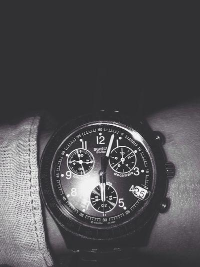 Photographer Christina Khudyakova Swatch My Swatch Time
