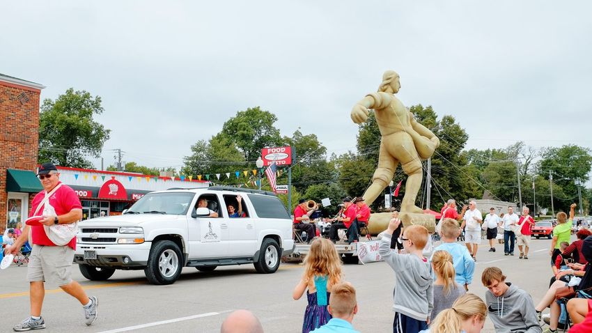 56th Annual National Czech Festival - Saturday August 5, 2017 Wilber, Nebraska Americans Camera Work EventPhotography EyeEm Best Shots FUJIFILM X100S Golden Sower Main Street USA Nebraska Parade Balloon Photo Essay Small Town America Storytelling Visual Journal Wilber, Nebraska Adult Adults Only Car Culture And Tradition Czech Days Czech Festival Day Land Vehicle Large Group Of People Lifestyles Men Outdoors Parade Parade Float People Photo Diary Real People Sky Small Town Stories Streetphotography Togetherness Travel Destinations Tree Women