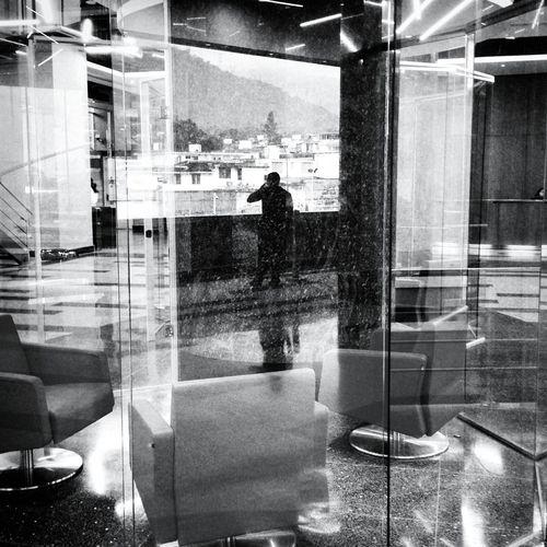 Reflexiones. La Urbina, Caracas mayo 2013.