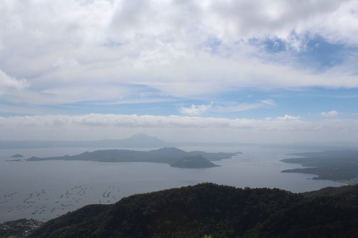 Tagaytay Philippines Sunken Volcano Highlands Beautiful Forest Nature Nature_collection Beauty In Nature
