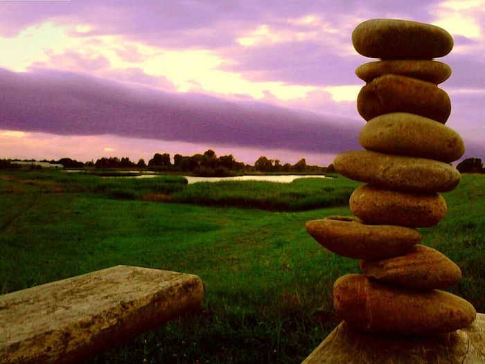 Morning Glory Cloud Very Rare Dutch Clouds Balancing Art Rockbalancing Open Edit