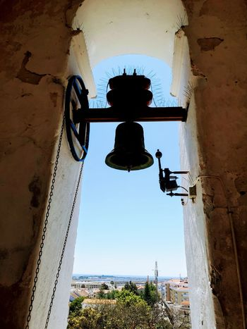 Scenics Tranquility Cityscape City Bell Tower Bell No People Landscape Religion Window Water Sky Architecture Historic