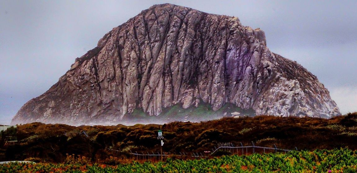 Morro Bay Morro Rock Highway 1 Eye4photography  EyeEm Nature Lover