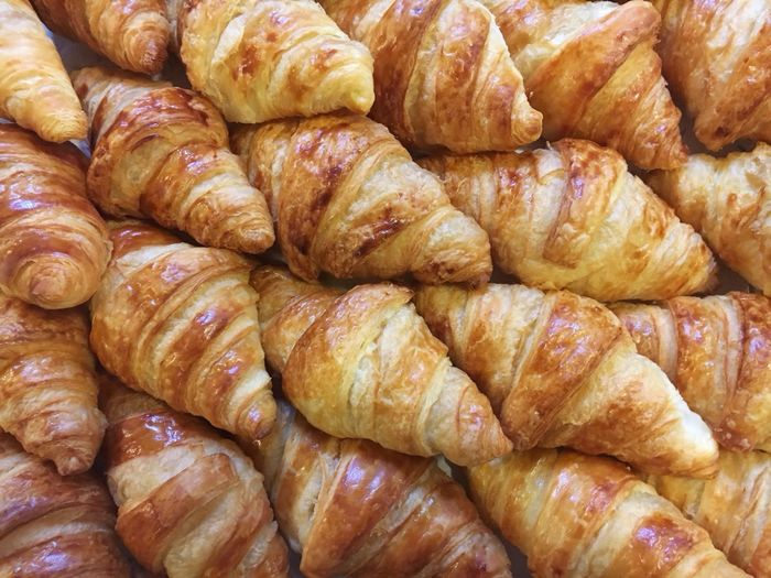 Croissant Breakfast 😀 Colors And Patterns Food Repetition Iphonographie Iphonephotography IPhone Photography Iphonegraphy IPhoneography Outofthephone Iphoneonly EyeEm IPhoneography Mobilephotography IPhotofr France