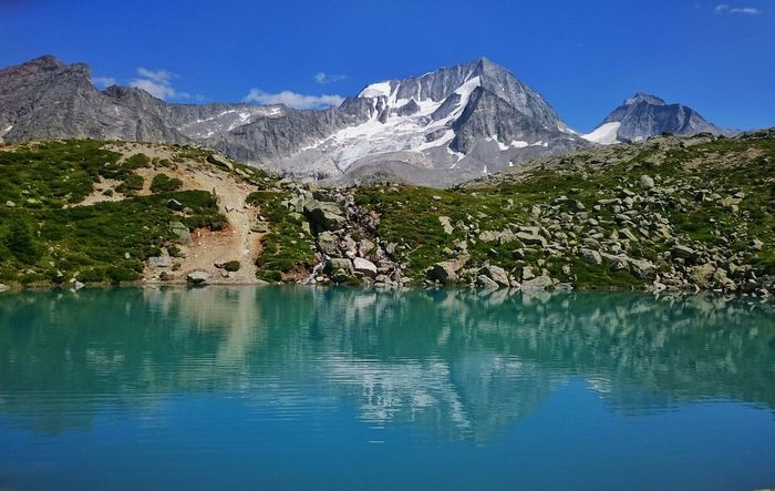 Lake Montains    Alps Altoadige Südtirol Italy Reflection Landscape Water Reflections The Great Outdoors - 2016 EyeEm Awards