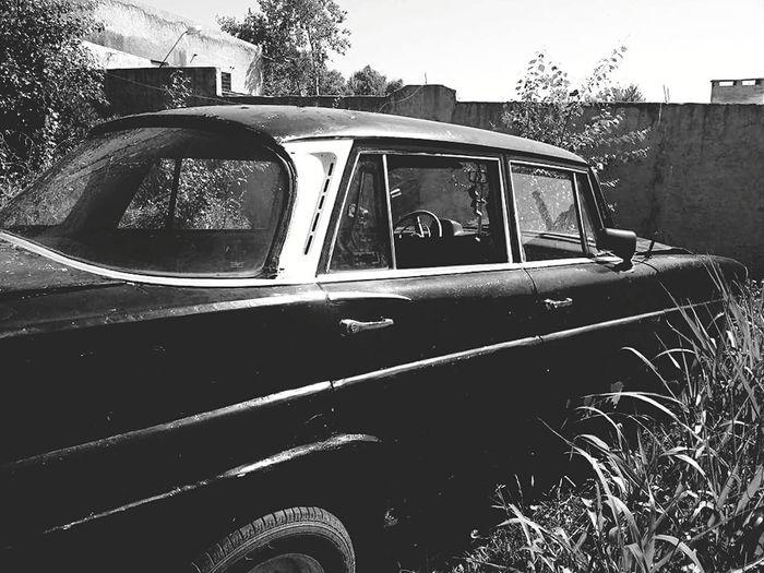Transportation Mode Of Transport No People Land Vehicle Car Abandoned Day