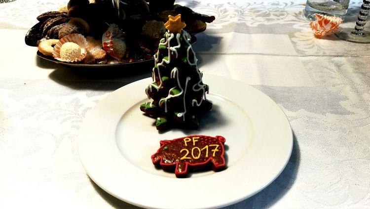 PF Christmas Christmas Tree Food Happy New Year 2017 Happy New Year Czech Republic Czech Republic🇨🇿 Sweets