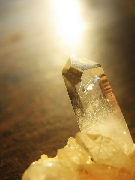 Allow in the Light. Crystals Crystal Point Crystalhealing Light And Shadow Crystal Portraits TCPM