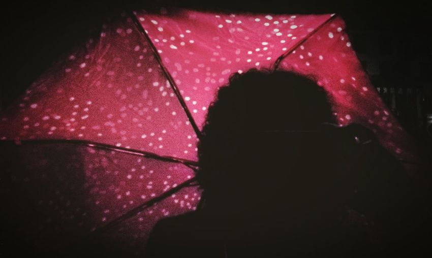 Red Red Color Umbrella Streetphotography Street Photography Shadow ThatsMe Night Close-up Women Of EyeEm Hello World Woman Of EyeEm Stylish Part Of Me  Feeling Good Misterious Women Photographers CreativePhotographer