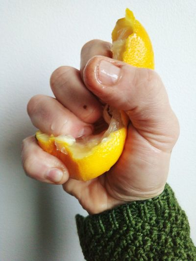 Finale My Hand  Handfetish Hand Hands Home Self Portrait Selfportrait Selfie ✌ ThatsMe My Life Interior Views Interior Design Kitchen Human Hand Human Body Part Holding One Person Citrus Fruit Food And Drink Indoors  People Adults Only Squeezing Fruit Healthy Eating Food Adult Yellow Close-up Freshness Food Stories