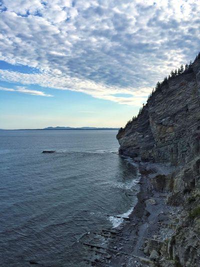 Sea Nationalpark Canada Quebec Boutdumonde
