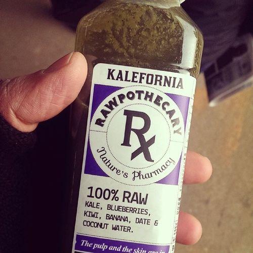 Kalefornia Rawpothecary