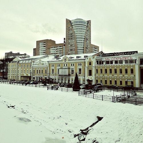 Podolsk Snow Winter