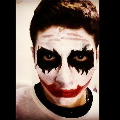 Joker Makeup That's Me DC Comics