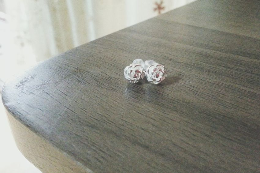 Accessories New Earring Roses Cute