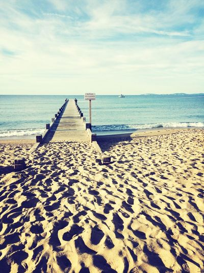 Cavalaire Sea Taking Photos Enjoying Life