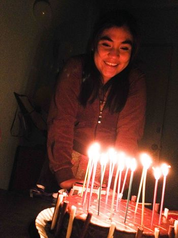 17 Velitas!!! Cumpleaños Birthday Birthday Cake Pastel Velitas Deseo Wish Mysister Family Família