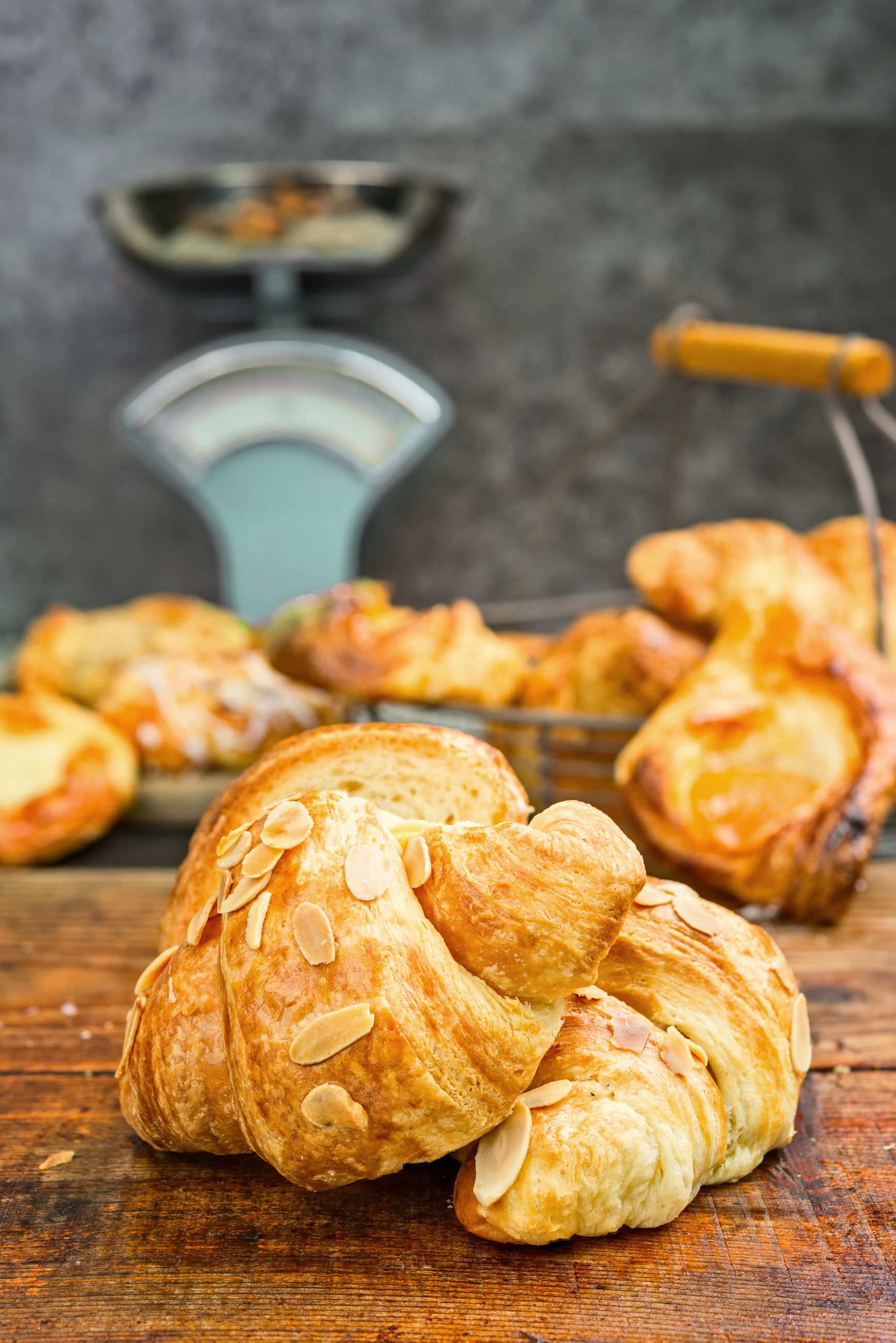 food and drink, food, freshness, still life, indoors, bread, close-up, table, baked, focus on foreground, no people, ready-to-eat, coffee, french food, indulgence, cup, bun, drink, snack, baked pastry item, tray