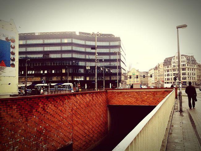 Brzydka strona Wrocławia Ugly Wroclaw Plac Dominikanski New Architecture Szklanedomy
