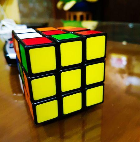 Brinquedo Cubo Magic Criança Colors